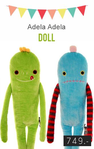 Adela Adela ตุ๊กตาหมอนแขนยาว สุดน่ารัก