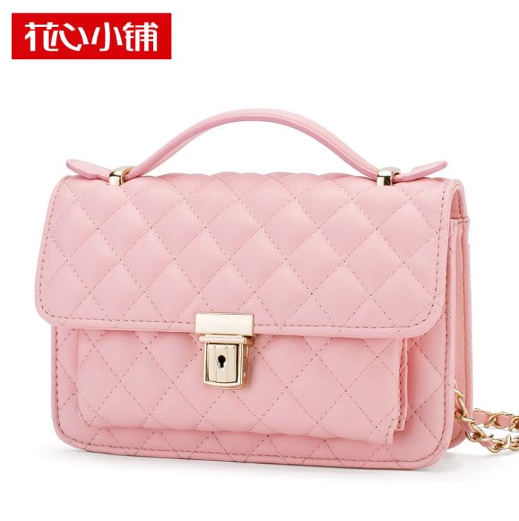 กระเป๋า Axixi รุ่น 12108 (Peach Pink)