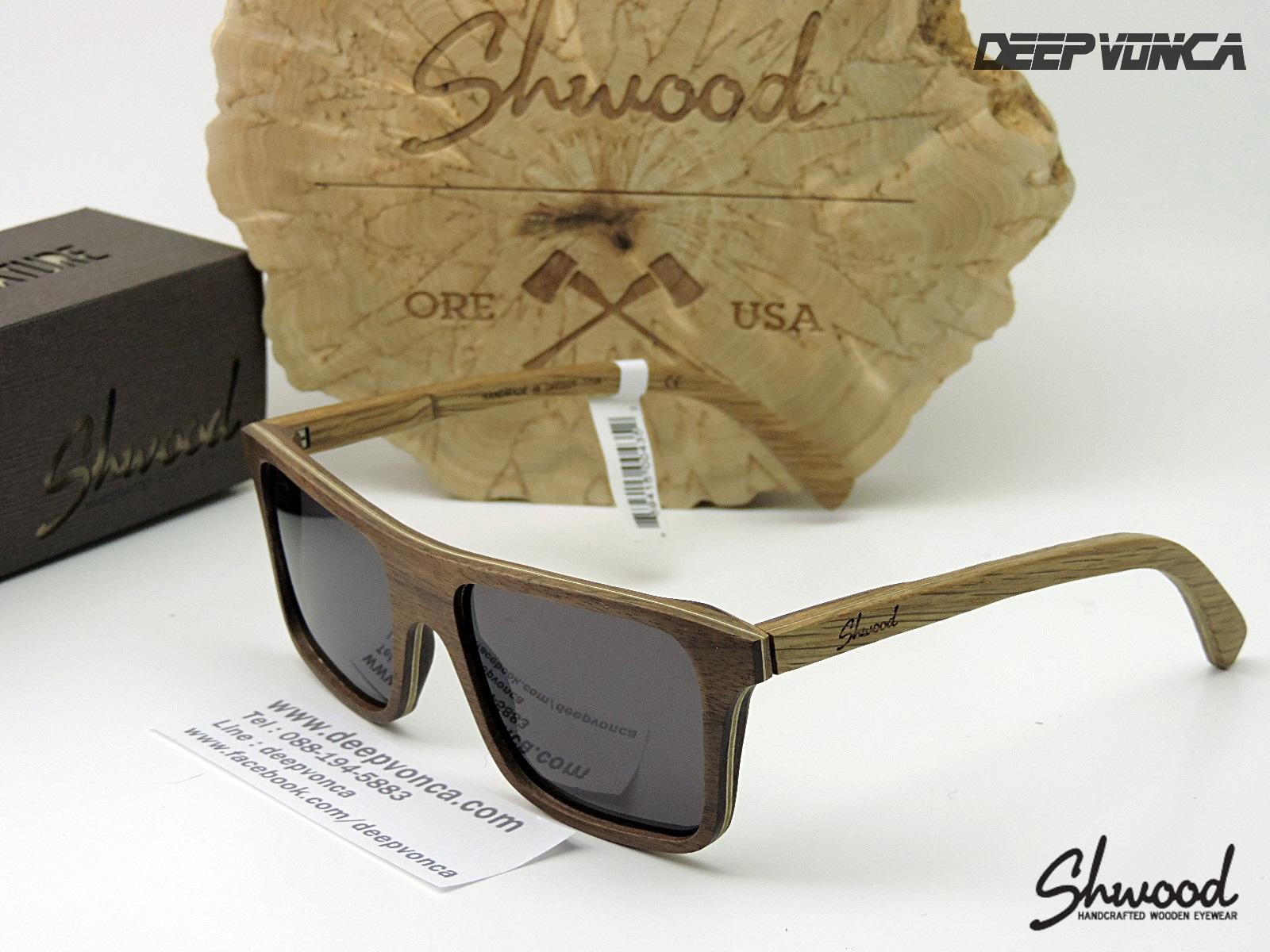 69a3ea49c1 Shwood Govy Walnut Oak - แว่นกันแดด Oakley ของแท้ ประกันศูนย์ ถูก ...