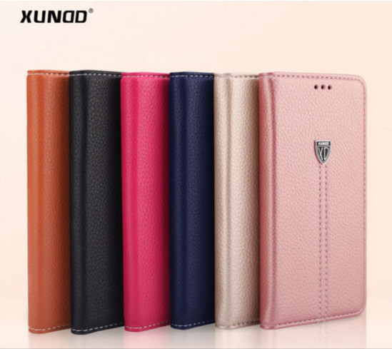 Luxury XUNDD Real Leather Case For Apple iPhone 7 4.7 นิ้ว