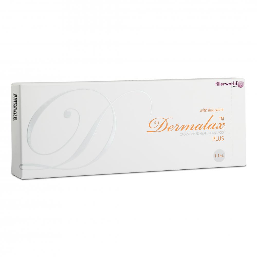 Dermalax Plus (Korea) 1.1 cc ผสมยาชา เจ้าของเดียวกับโบทูแล็ก