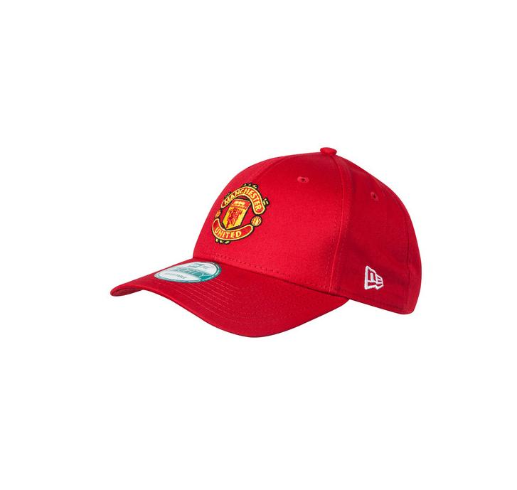 หมวกแก๊ปแมนเชสเตอร์ ยูไนเต็ด New Era Basic 9FORTY Adjustable Cap ของแท้