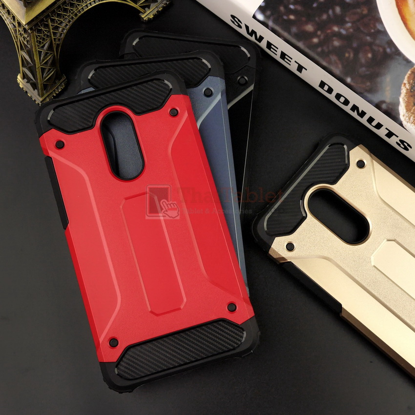Rugged Hybrid Dual Layer Armor Case Cover For Xiaomi Note 4X