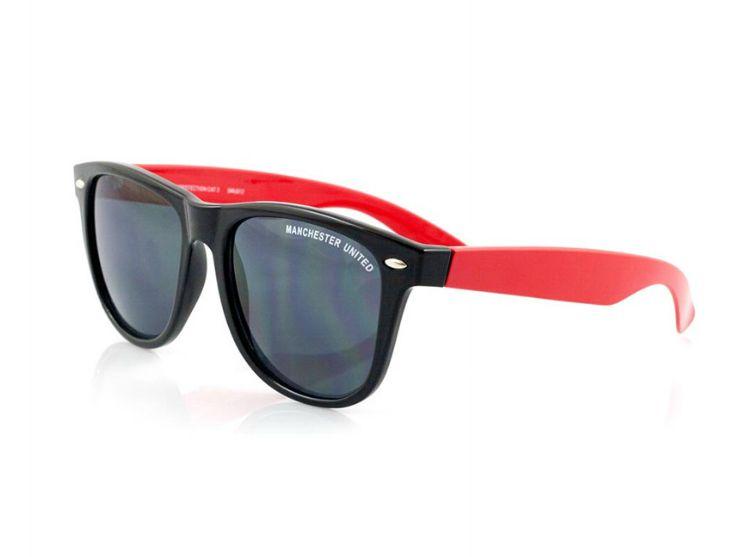 แว่นกันแดดแมนเชสเตอร์ ยูไนเต็ดของแท้ 100% Manchester United Retro Sunglasses