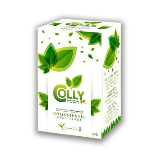 คอลลี่ คลอโรฟิลล์ พลัส ไฟเบอร์ Colly Chlorophyll Plus Fiber