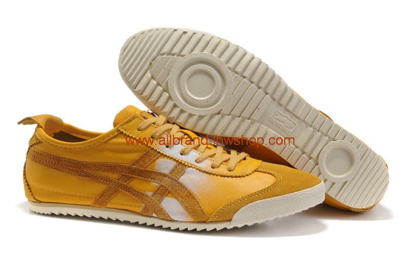 รองเท้าโอนิซึกะไทเกอร์ Onitsuka Tiger Nippon made Army Yellow size 37-45