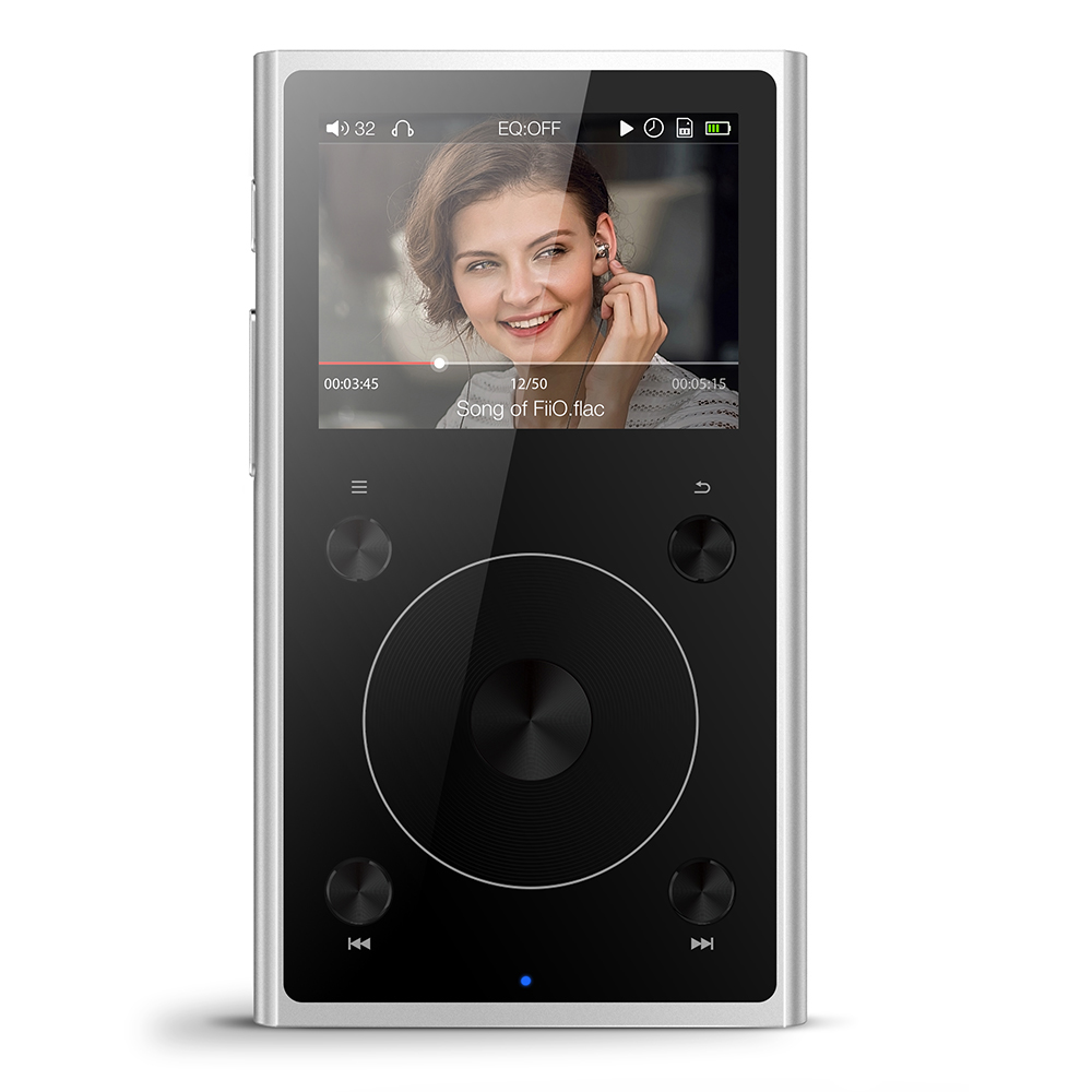 ขาย FiiO x1ii สุดยอดเครื่องเล่นเพลง HiFi พกพารองรับ lossless 192khz/32bit , bluetooth 4.0 , touch wheel