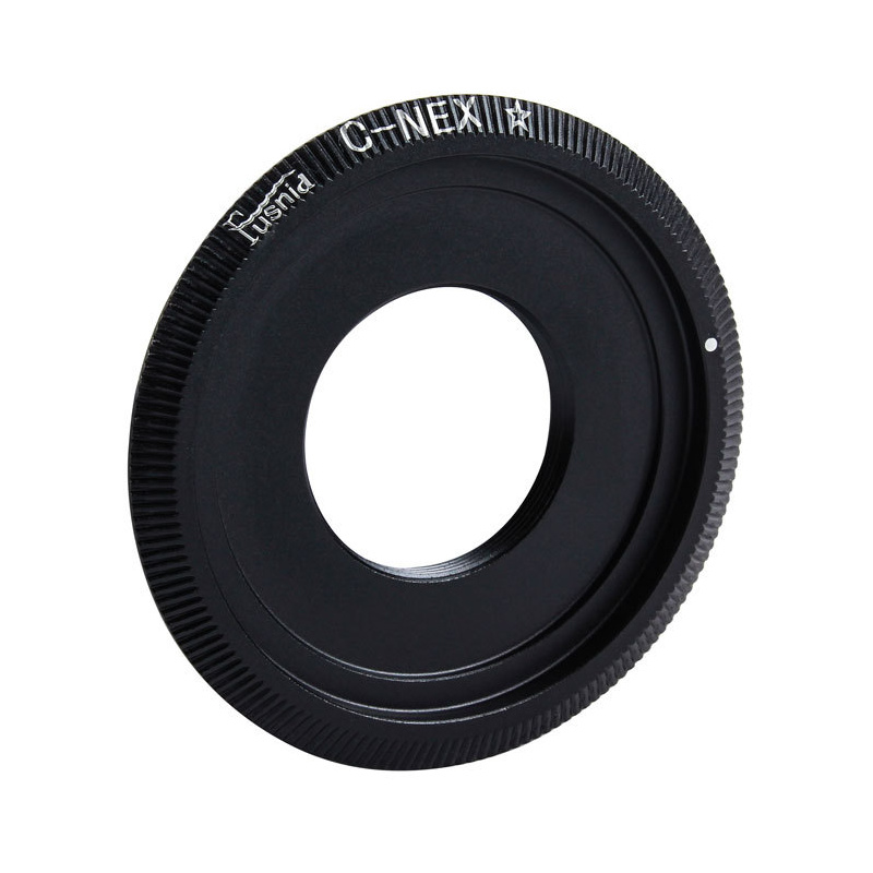 C-NEX Adapter C Mount Lens to Sony NEX E FE Mount Camera
