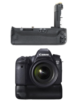 Battery Grip เทียบเท่า BG-E13 for Canon 6D