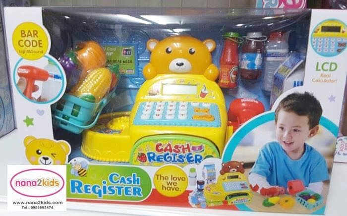 ชุดโต๊ะแคชเชียร์หน้าหมี