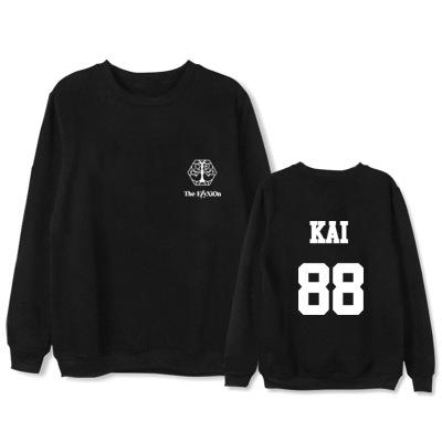 """เสื้อแขนยาว EXO Planet #4 – """"The EℓyXiOn"""" - KAI"""
