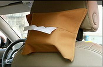ที่ใส่กระดาษทิชชู+กระดาษ (ผ้า)