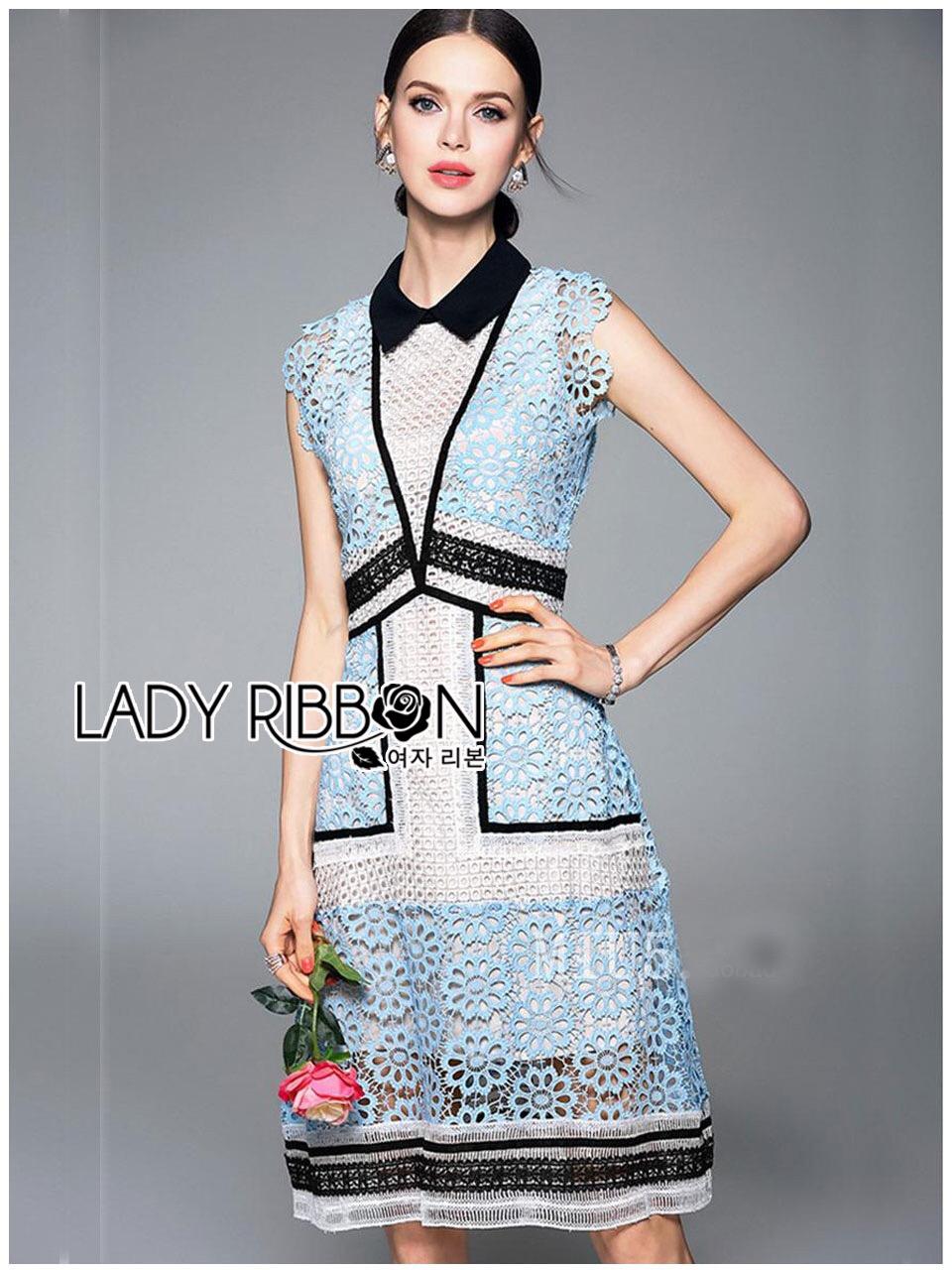 b91fb7cf95ac Self-Portrait Floral Panel Midi Dress - ladyribbonshop เสื้อผ้า ...