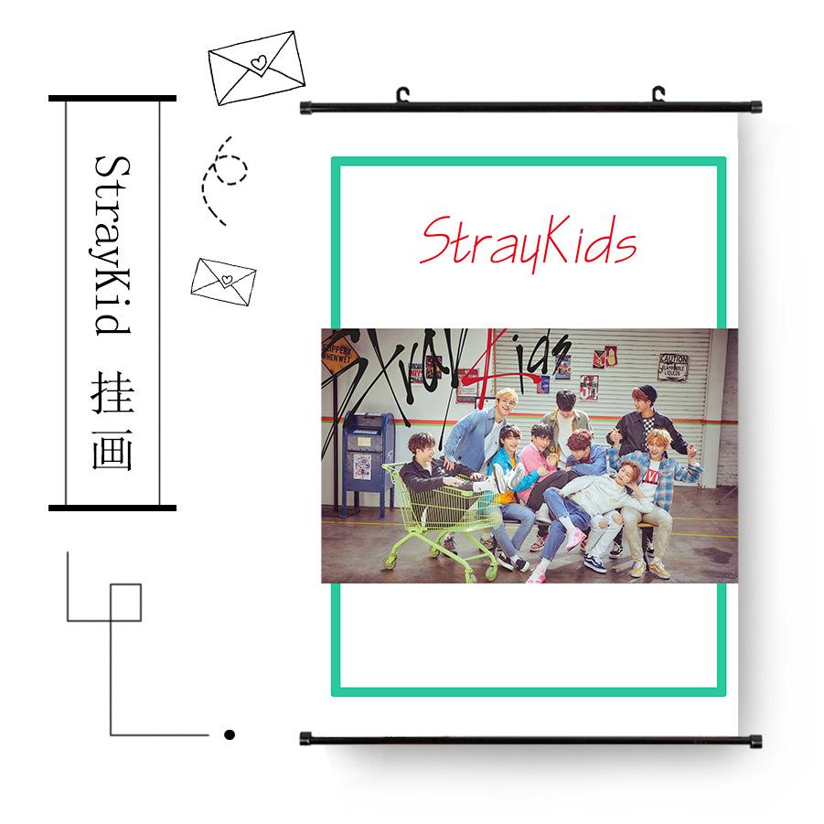 โปสเตอร์แขวนผนัง - Stray Kids