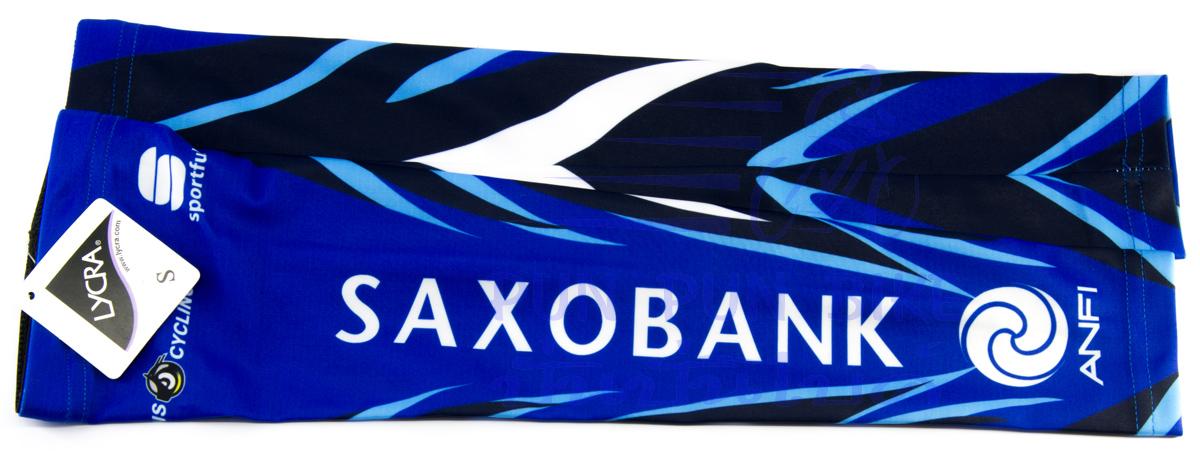 BOOM CYCLING : BC-ARM-01-SAXO ปลอกแขน ลาย SAXOBANK