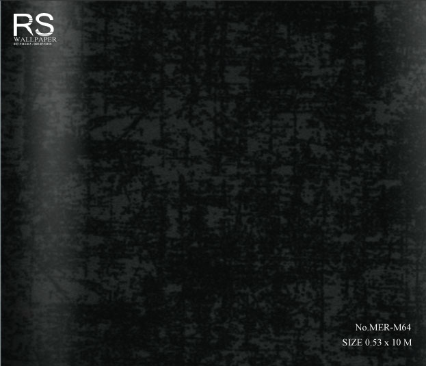 วอลเปเปอร์สีเทา-ดำ MER-M64