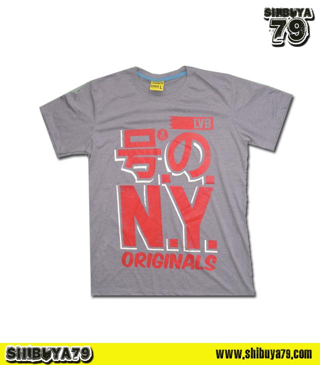 เสื้อยืดชาย Lovebite Size L - NY