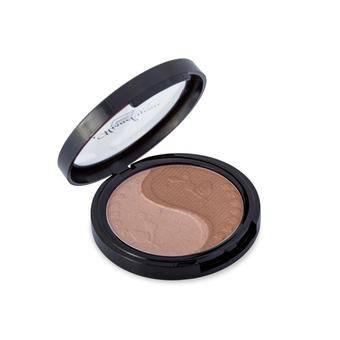 merrezca Mineral Pearls Blush #301 highlights&bronzer