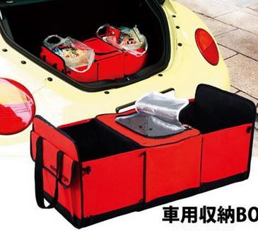กระเป๋าใส่ของท้ายรถ พร้อมช่องเก็บความเย็น