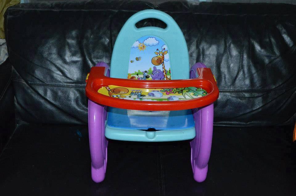 เก้าอี้อเนกประสงค์ เก้าอี้ 3 in 1