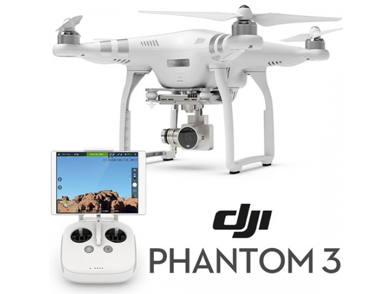 DJI Phantom 3 Advance Drone (FULL HD)+กระเป๋า