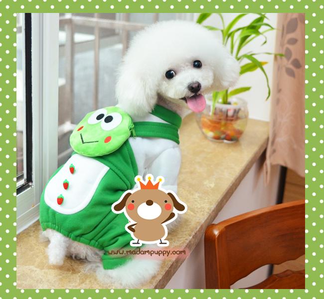 PRE เสื้อผ้าน้องหมา ชุดน้องหมาสี่ขาเคโระ