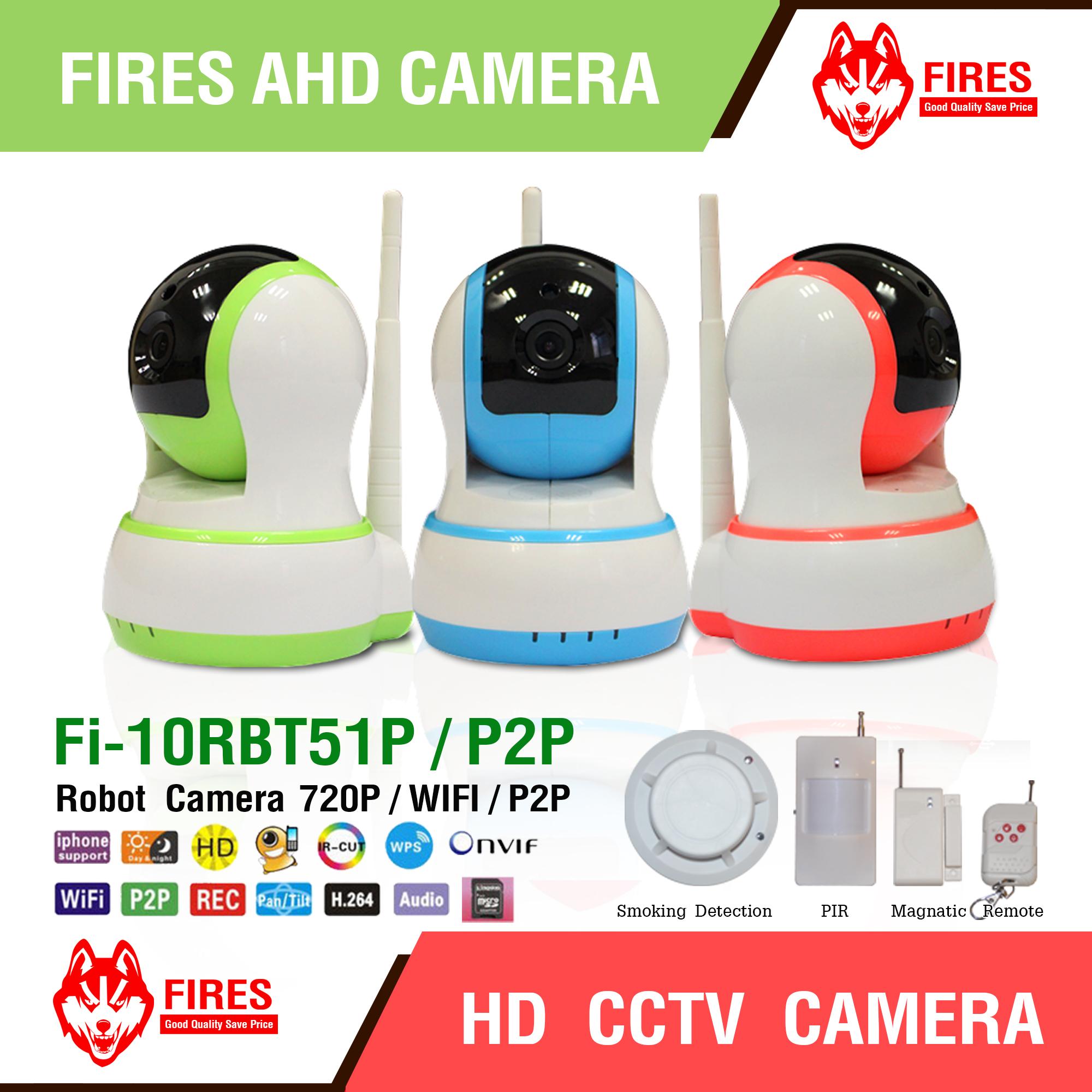กล้องโรบอท FIRES