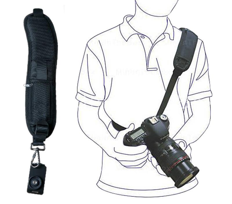 Quick Strap Rapid Shoulder Strap สายสะพายกล้อง แบบคล้องพาดไหล่