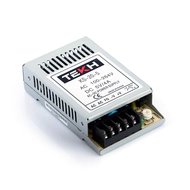 TEKH™ 5V 4A 20W Mini AC/DC Power Supply