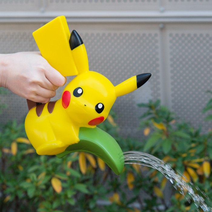 The series of Pokemon flower pot: A watering pot with Pikachu