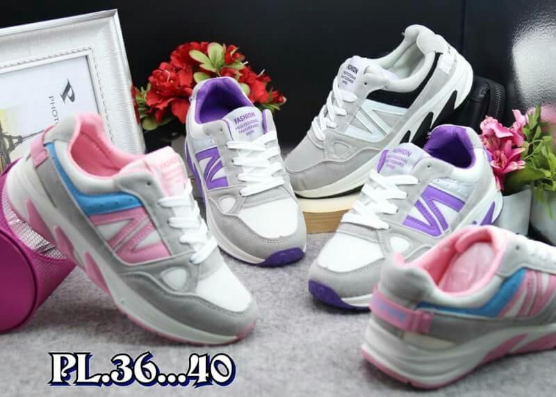 รองเท้าผ้าใบแฟชั่นสีสันสดใสและลวดลายพื้นนุ่มใส่สบายมาก