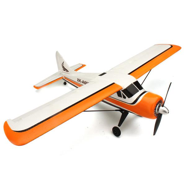 XK-A600 brushless motor/ระบบบินออโต้ /เครื่องบินบังคับ