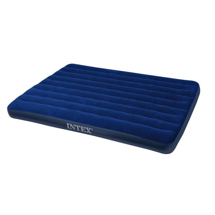 Intex ที่นอนเป่าลม 5 ฟุต (ควีน) **แถมฟรีที่สูบลมไฟฟ้า**