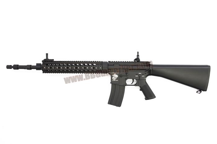 E&C 316S : MK12 SPR Mod1 บอดี้เหล็ก JR.Custom Gen 3