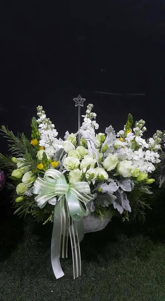 ตระกร้าดอกไม้21
