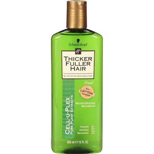 Thicker Fuller Hair Moisturizing Shampoo