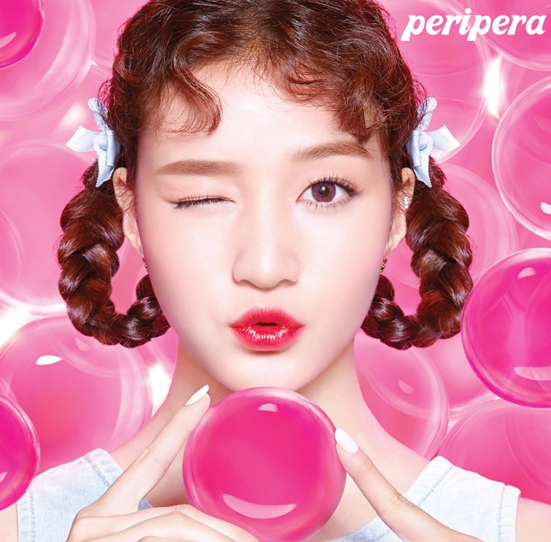 Peripera Sugar Glow Tint 03 Pink Melon