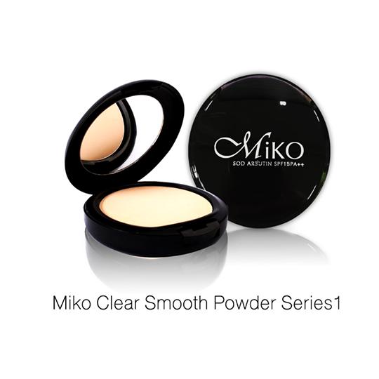 แป้งพัฟมิโกะ (Miko Powder) แป้งที่ชิปปี้มั่นใจปกปิดตลอดวัน