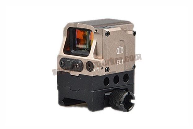 Red Dot DI Optical FC1 สีทราย