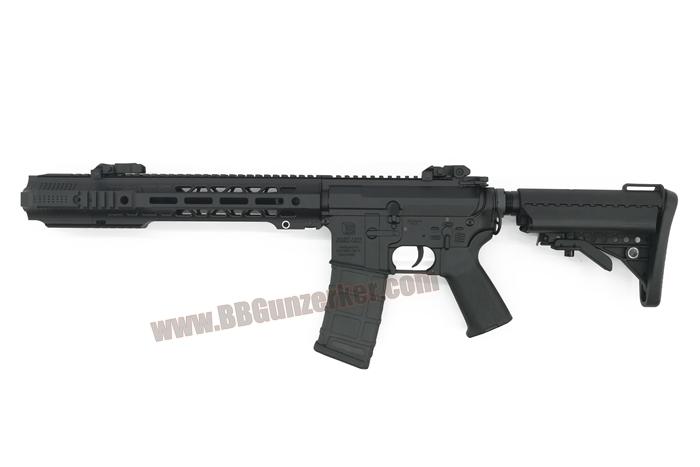 E&C 839S : SAI GRY AR-15 (Short) บอดี้เหล็ก JR.Custom Gen 3