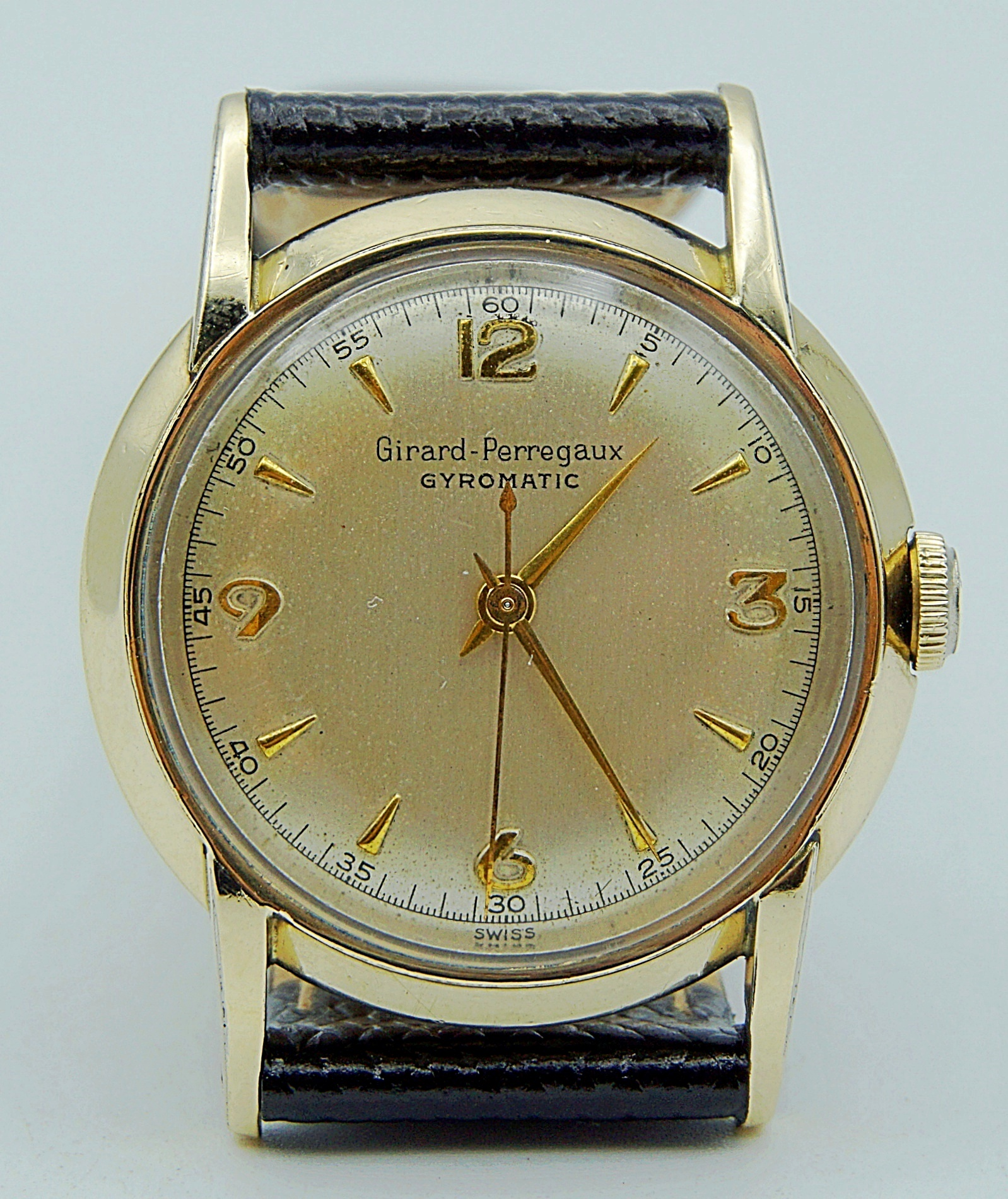 นาฬิกาเก่า GIRARD PERREGAUX ออโตเมติก