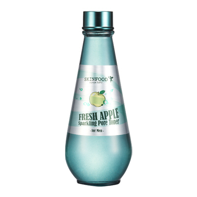 Skinfood Fresh Apple Sparkling Pore Toner (For Men)