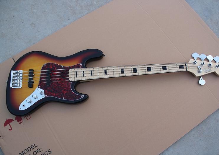 กีต้าร์เบสไฟฟ้า 5 สาย fender jazz bass 5 strings