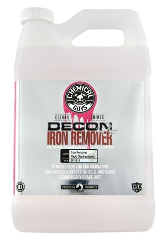 CG DeCon Pro Iron Remover and Wheel Cleaner