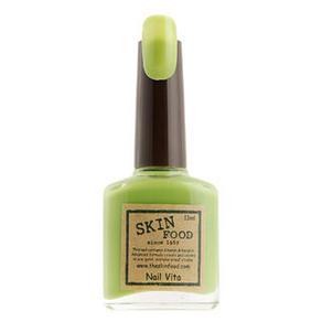 Skinfood Nail Vita #BL505 Green Apple