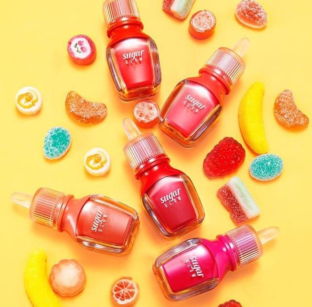 Peripera Sugar Glow Tint 05 Cherry Filling