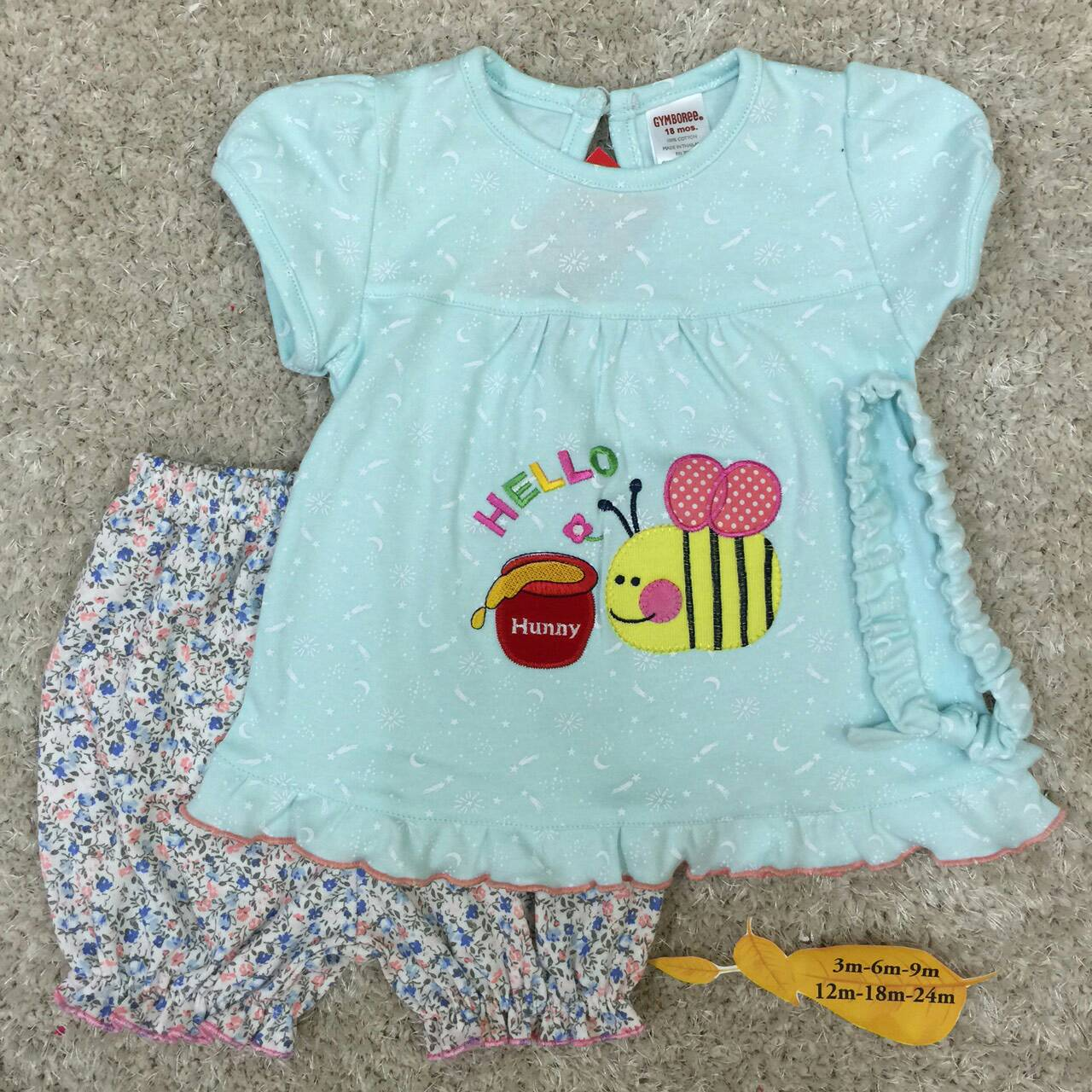 เสื้อผ้าเด็ก (พร้อมส่ง!!) 170460-5
