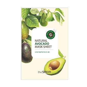 The Saem Natural Avocado Mask Sheet