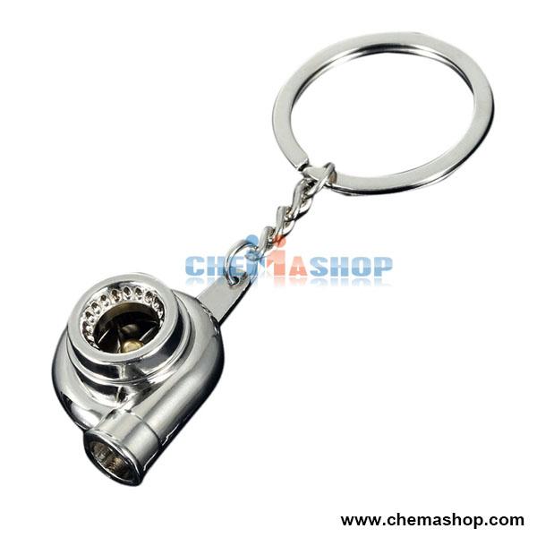 พวงกุญแจ รูปเทอร์โบรถยนต์