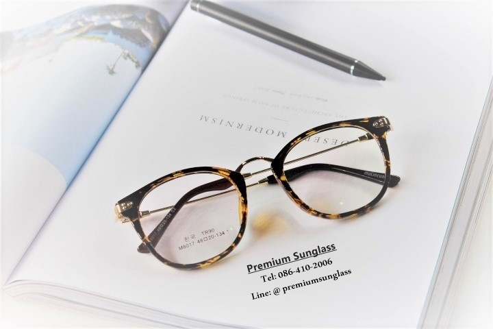 กรอบแว่นสายตา/แว่นกรองแสง RD010